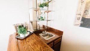 22-Bar Sink