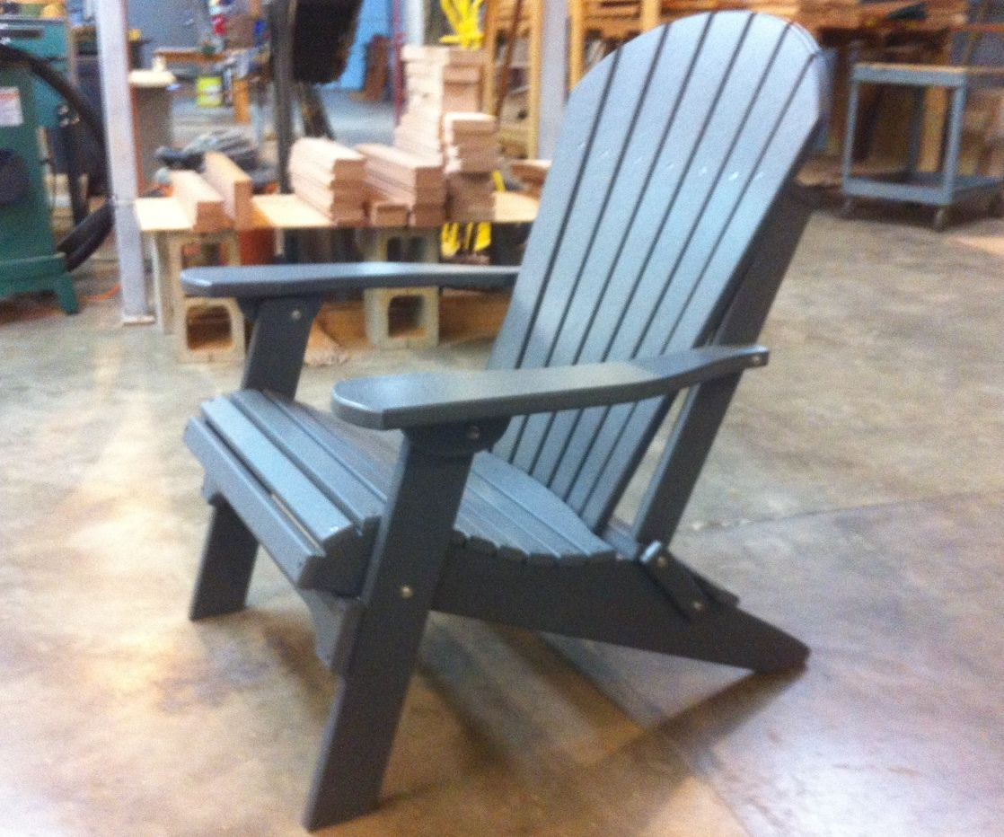 adirondack chairs amish heavy duty portable chair folding poly clarks