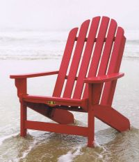 POLYWOOD Adirondack Chairs - Folding Polywood Chairs