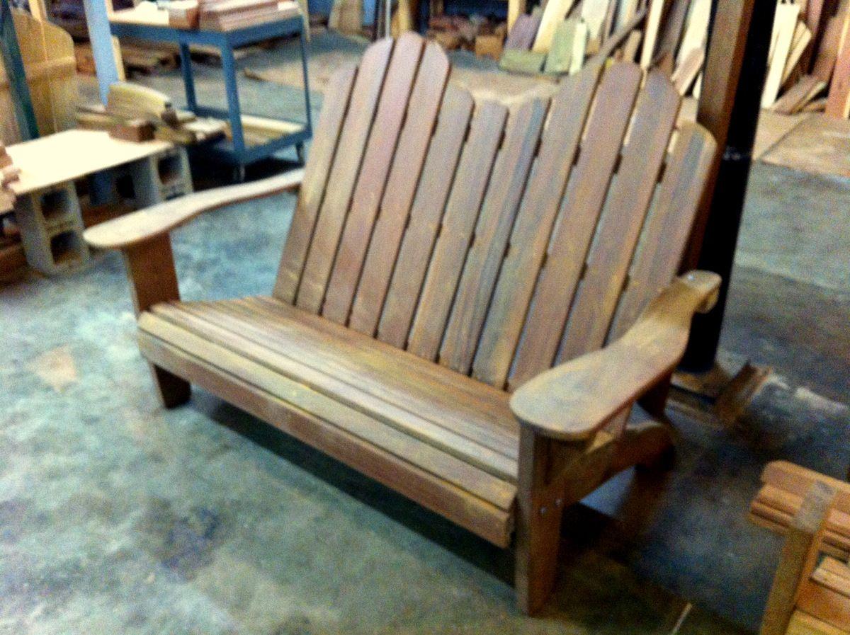 ipe adirondack chairs detroit tigers chair clarks original katelyn bench