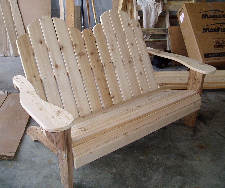 Our Adirondack Chair Wood Choices