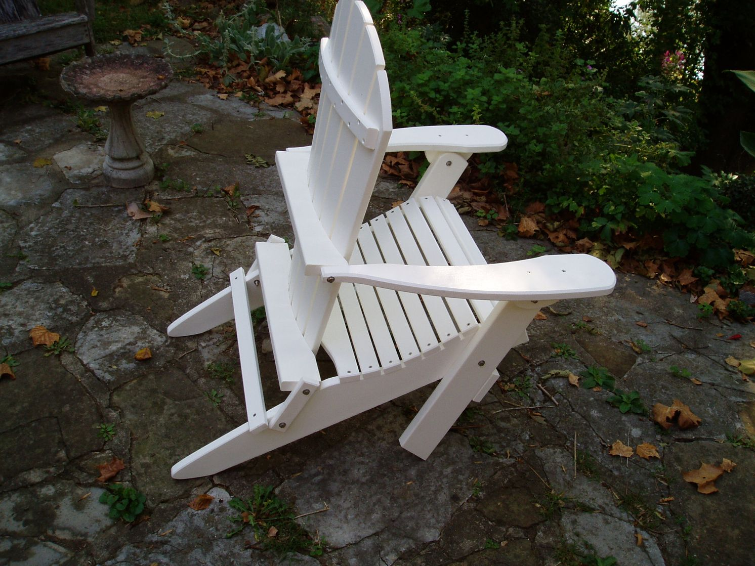 adirondack chairs amish metal lawn chair polywood folding