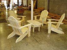 Adirondack Chair Wood Choices
