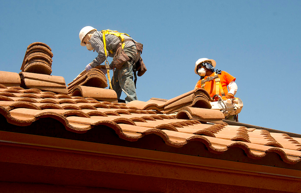 commercial slate and tile roofing in wichita ks