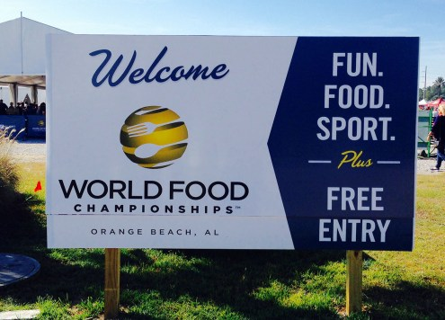 World Food Championship