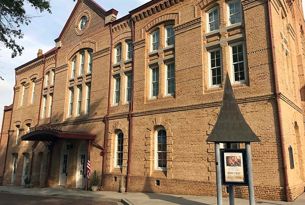 The Newberry Opera House