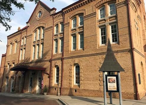 The Newberry Opera House