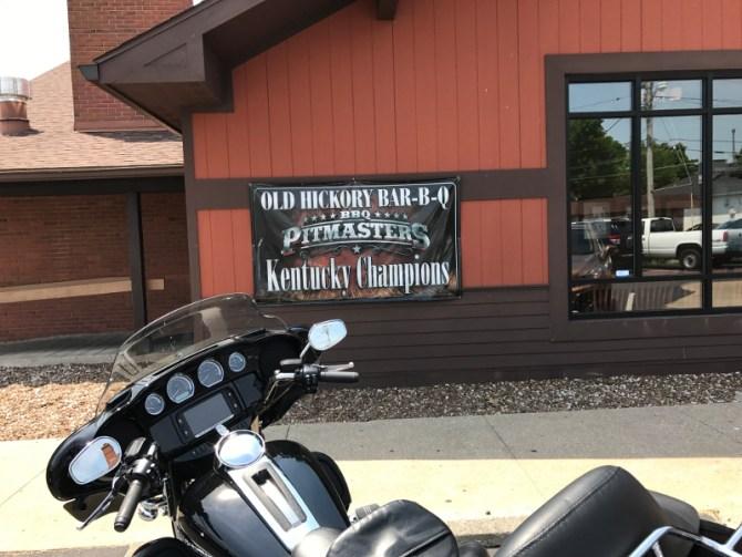 Old Hickory Bar-B-Q