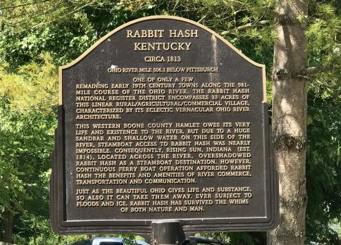 Rabbit Hash Kentucky