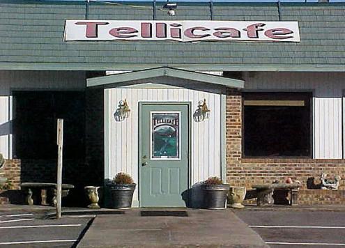 Tellicafe