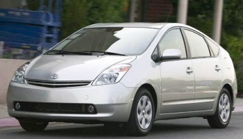 Toyota recalls over 350,000 Prius and FCHV-adv vehicles