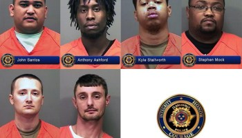 Clarksville Police Department Conducts Prostitution Sting