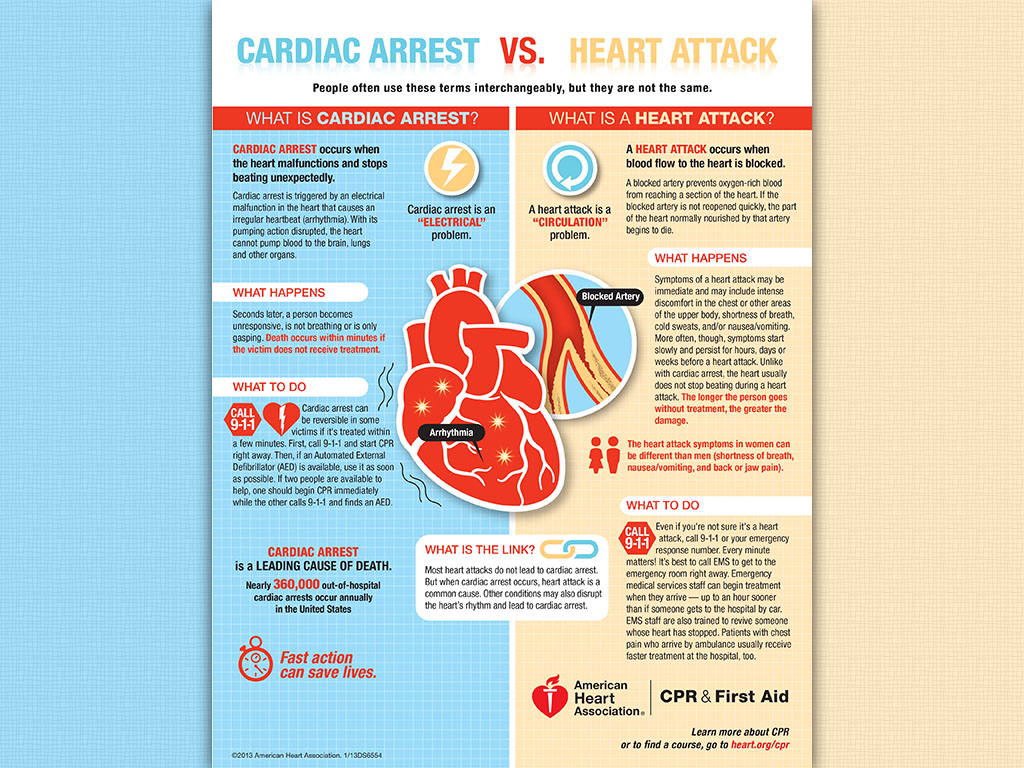 American Heart Association Says Heart Disease And Stroke