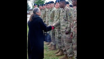 Fort Campbell honors memory of soldiers lost in Gander