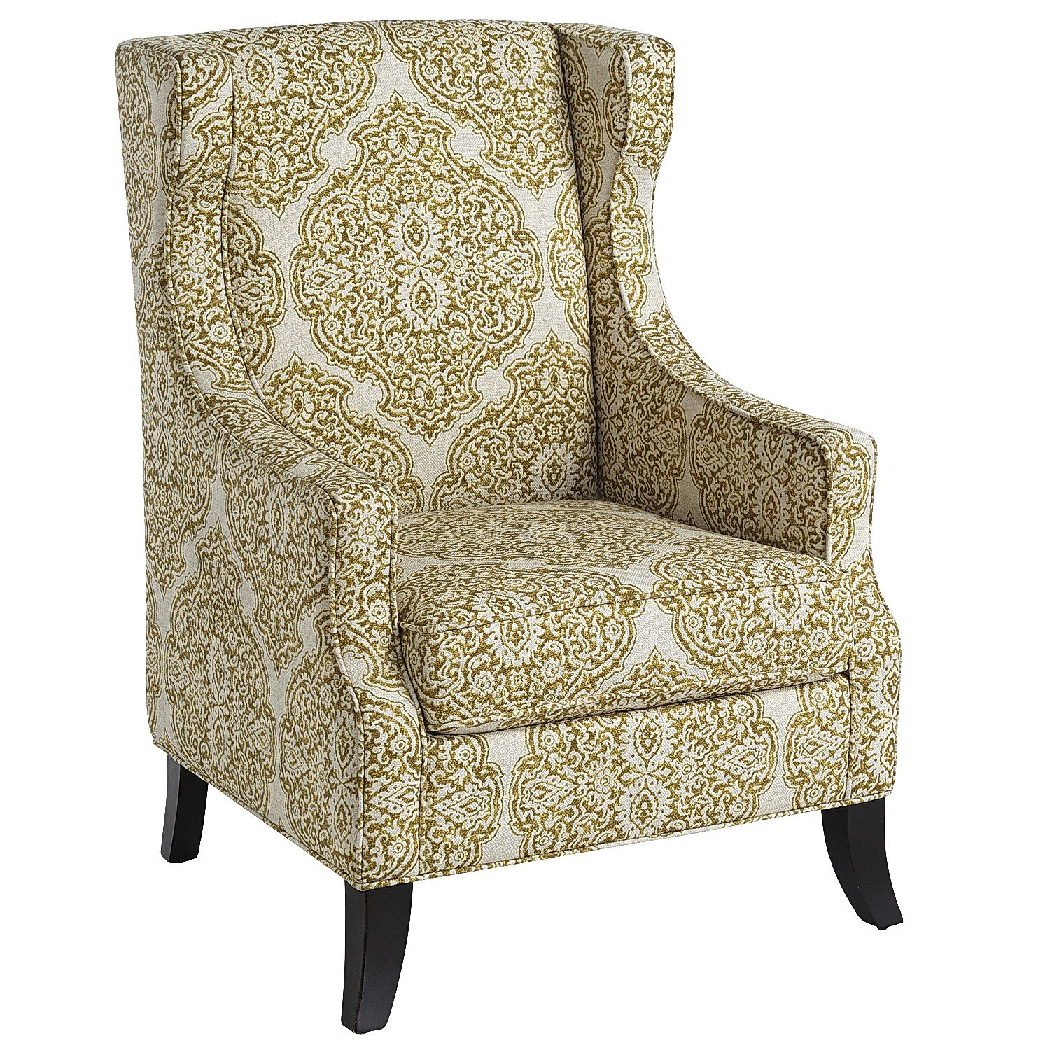 alec wing chair antique dining room styles salas y family claroshop