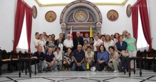 L'incontro con Pierbattista Pizzaballa, vescovo di Gerusalemme (già custode di Terra Santa)