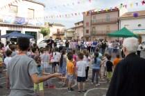 Festa in Piazza Vescovado con l'Oratorio missionario