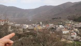Nella foto una veduta di Valle Agricola