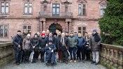 La visita al castello Johannisburg