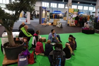 parco del matese stand