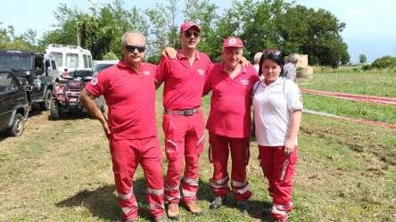 Momenti formativi e di attività della Croce Rossa Alto Casertano-Matese