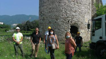 torre medievale castello di alife 1