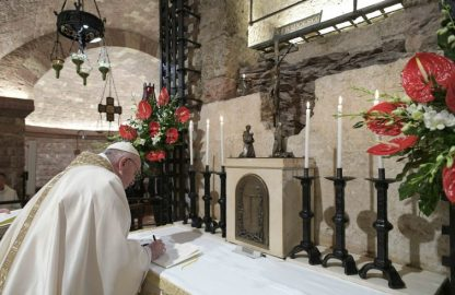 papa francesco fratelli tutti enciclica