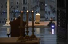 papa francesco piazza san pietro