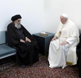 Pope Francis first visit to Iraq