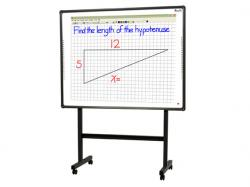 Numonics Intelliboard Interactive Whiteboard 77 Inches