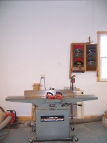 8 inch long bed jointer