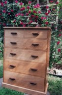 Chest of Drawer-Cherry, Walnut