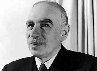 Joseph Maynard Keynes. Fuente: www.claseshistoria.com