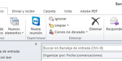 Mensajes enviados duplicados en Outlook 2010