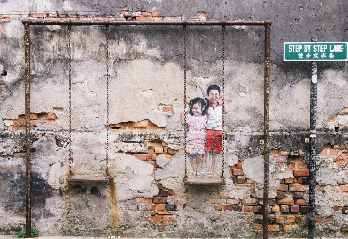 The Heritage & Street Art of Penang
