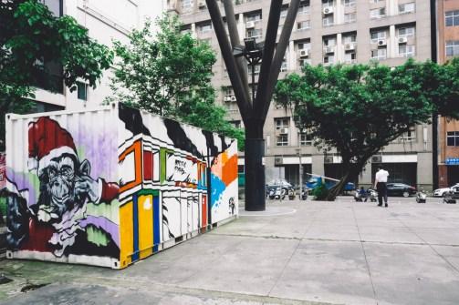 Taipei Street Art - 12