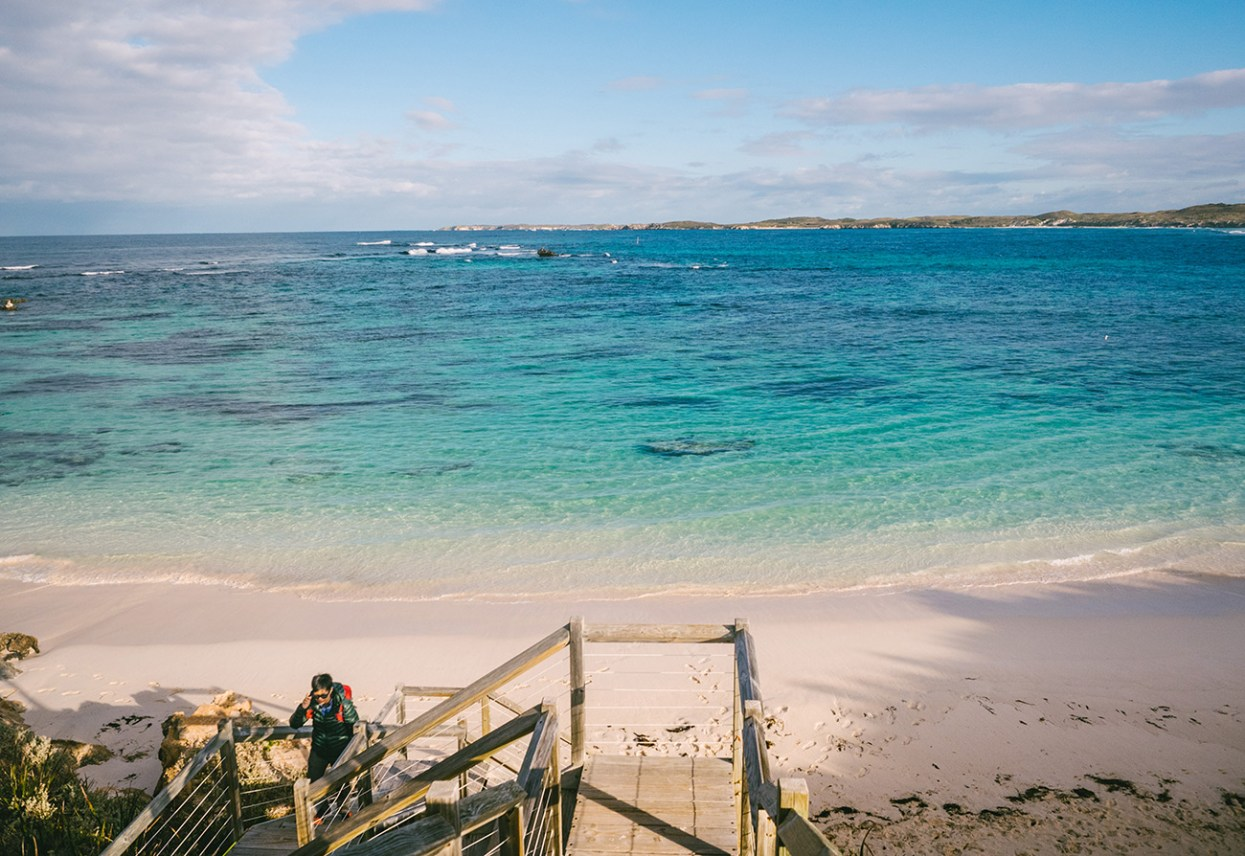 Little Salmon Bay, Rottnest Island