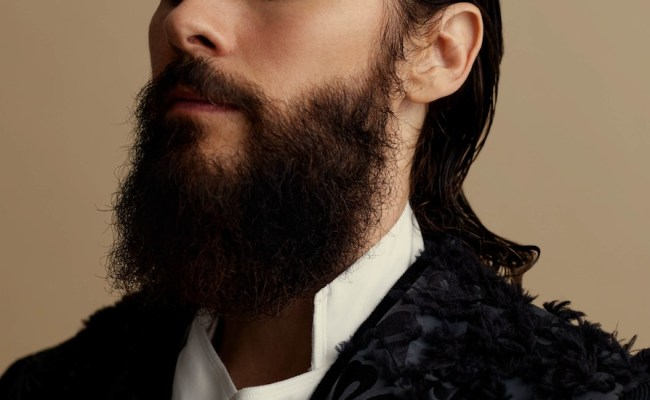Man On Fire Jared Leto Interviewed Features Clash
