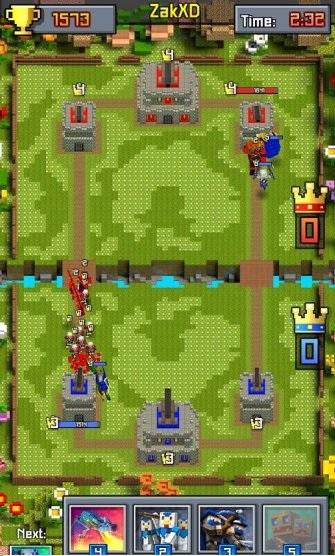 Get Royale Clans - Clash of Wars V 3.89 Mod APK Now - UL Gems