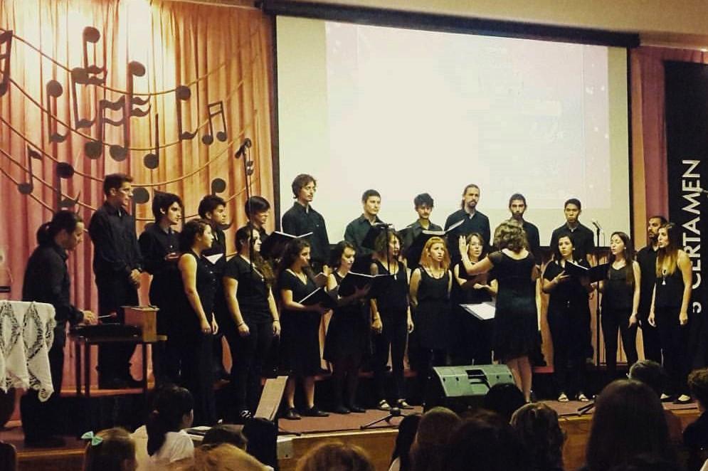 foto coro artes