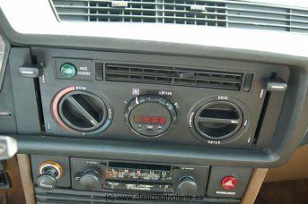 La unidad probada iba equipada con aire acondicionado.