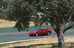 2006 Chevrolet Corvette Z06.