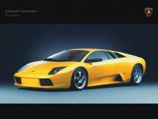 Lamborghini Murciélago.