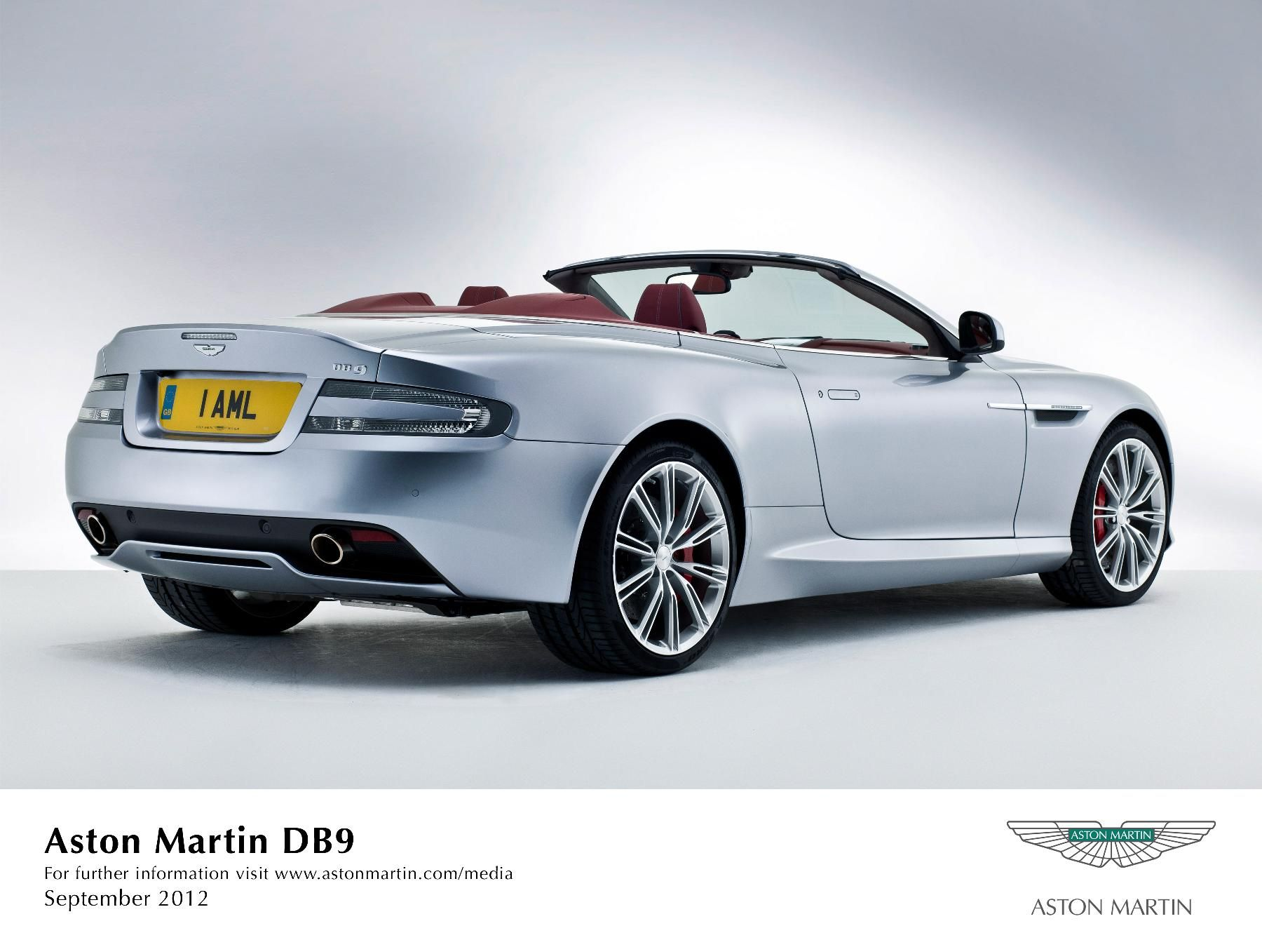 Aston Martin Db9 The Best Of British In A Sports Gt