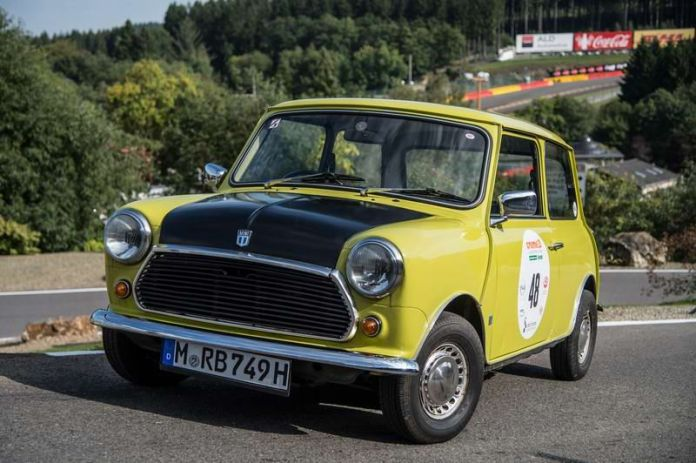Mini de Mr. Bean.