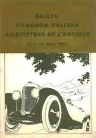 Club de Automóviles Antiguos de Valencia.