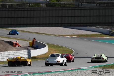 Varias unidades de Classic Endurance Racing 1.