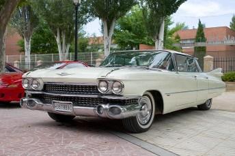 Premio al mejor oldtimer: Cadillac de 1959