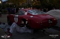 El Tour Auto es un reto agotador tanto para pilotos como para mecánicos