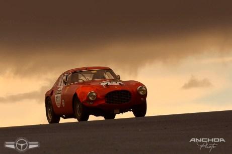 Impresionante el Ferrari 250 MM